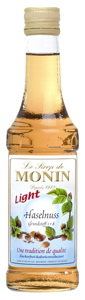 Monin Sirup Haselnuss light