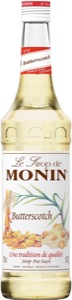 Monin Sirup Butterscotch (Import)