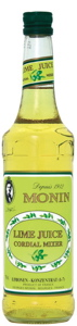 Monin Sirup Lime Juice