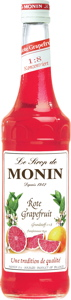 Monin Sirup Pink Grapefruit