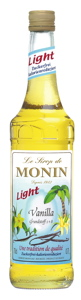 Monin Sirup Vanille light