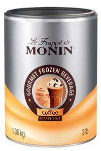 Monin Frappé Base Coffee