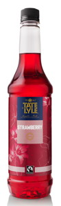 Tate and Lyle Sirup Erdbeere (-50%; MHD 01/2018)