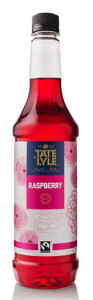 Tate and Lyle Sirup Himbeere (-50%; MHD 11/2018)