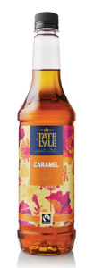 Tate and Lyle Sirup Karamell (MHD 01/2019)