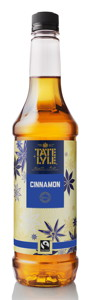 Tate and Lyle Sirup Zimt (MHD 11/2018)