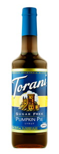 Torani Sirup Pumpkin Pie (Import)